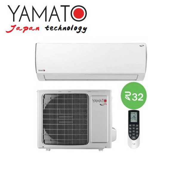 Aer conditionat Yamato R32 Eco Inverter YW12IG2